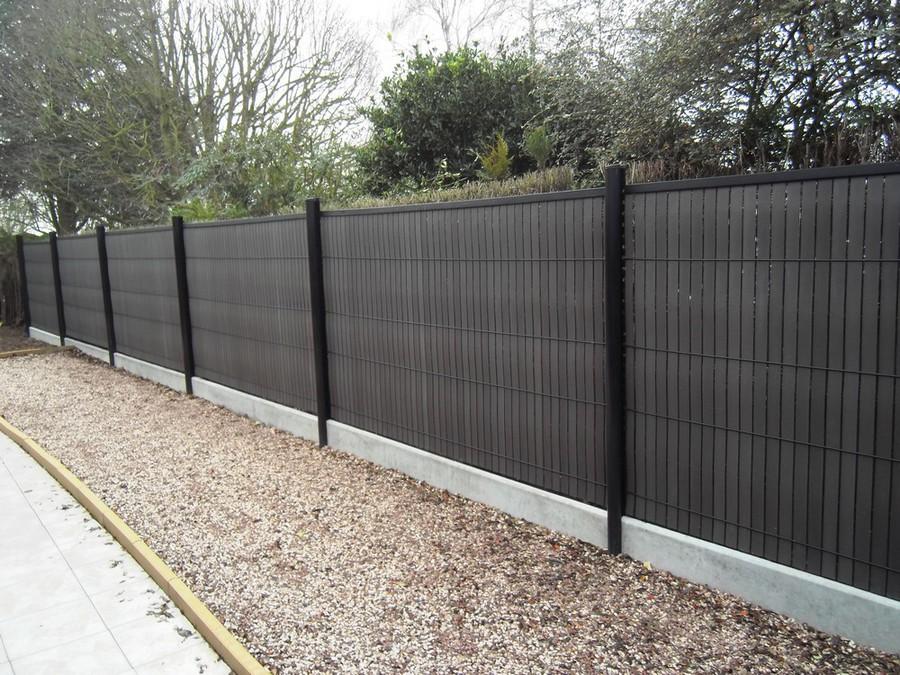Jardin Net - Paysagiste - Vente clôture- pose de clôtures - clôture ...