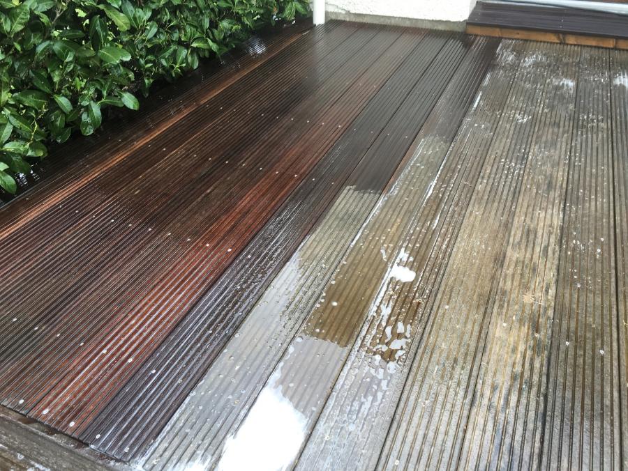 nettoyer une terrasse en bois best nettoyage terrasse bois eau de javel r services terrasses et. Black Bedroom Furniture Sets. Home Design Ideas